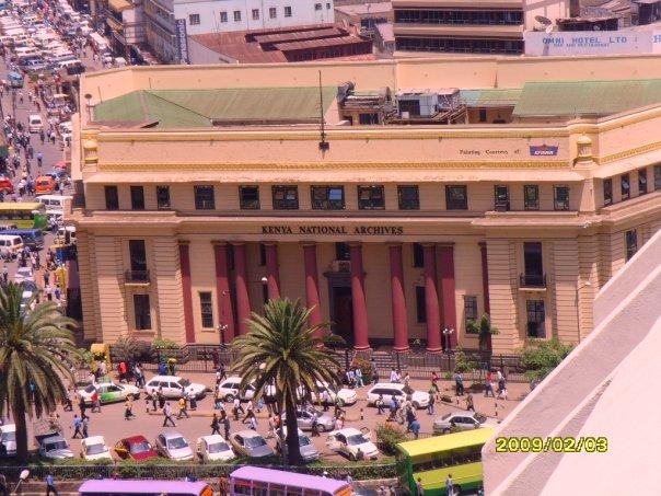 kenya-national archive